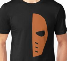 Deathstroke Mask – Slade Wilson, Arrow, Batman Unisex T-Shirt