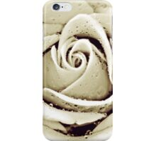 Days of wine and roses laugh and run away, like a child at play.  iPhone Case/Skin