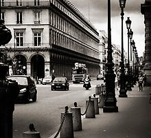 Paris0015 by RicharD Murphy
