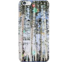 Light Up The Trees iPhone Case iPhone Case/Skin