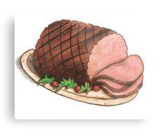 Ham! Metal Print
