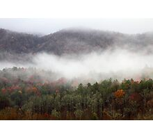 Morning In The Smokies Photographic Print