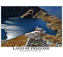lago superiore Photographic Print