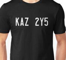 KAZ 2Y5 - Impala - 1967 Unisex T-Shirt