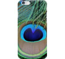 Peacock Feather Iphone Case 4 iPhone Case/Skin