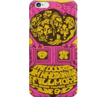 FILLMORE iPhone Case/Skin