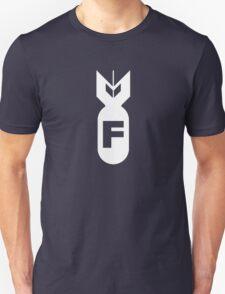 F Bomb Adult Humor Funny Unisex T-Shirt
