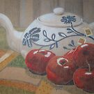 Apple Harvest by Susan Genge