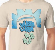 Rick and Morty Wubba Lubba Dub Dub Quote Unisex T-Shirt