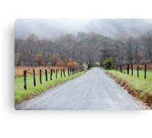 Sparks Lane Canvas Print
