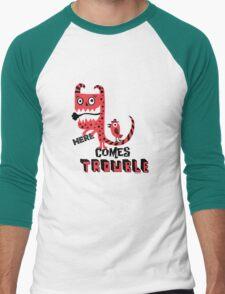 Here Comes Trouble - deux T-Shirt
