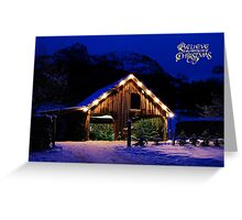 Believe in the Miracle of Christmas Greeting Card