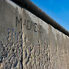 The Madness of Walls - Berlin by GrahamCSmith