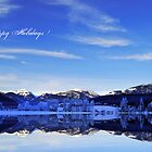 Happy Holidays ! by Sabine Jacobs