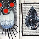 Altered Book 3.5 by zoe trap
