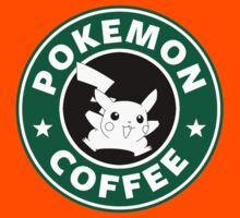Pokemon Coffee by Royal Bros Art