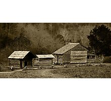 The Old Homestead II Photographic Print