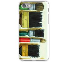 Artist's Hands - Iphone case oil painting iPhone Case/Skin