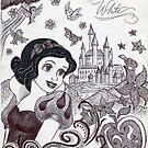 Monochrome Princess SW by Kashmere1646