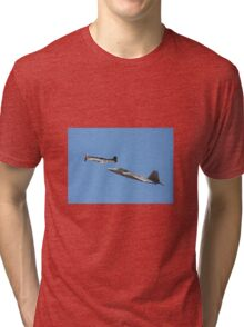Air show Tri-blend T-Shirt