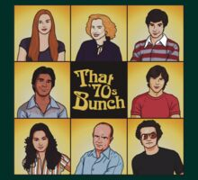 That '70s Bunch (That '70s Show) by huckblade