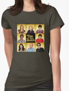 That '70s Bunch (That '70s Show) Womens Fitted T-Shirt