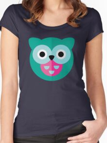 Awesome Orson Women's Fitted Scoop T-Shirt
