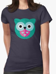 Awesome Orson Womens Fitted T-Shirt