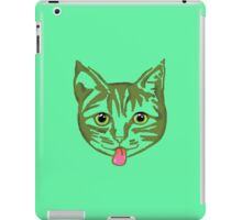 Big Green Mollycat iPad Case/Skin