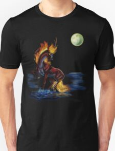 Flames on the Lake T-Shirt