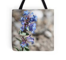 Shining Beardtongue (Penstermon nitidus) Tote Bag