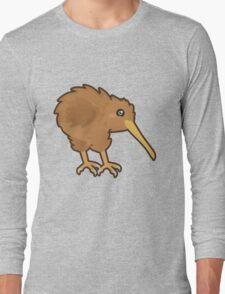 Kawaii Kiwi Long Sleeve T-Shirt