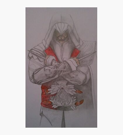 Ezio Photographic Print
