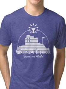Castle Anthrax Tri-blend T-Shirt