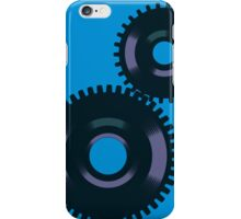 No.2 Gears iPhone Case/Skin