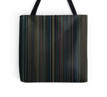 Moviebarcode: Harry Potter: Complete Series (2001-2011) Tote Bag