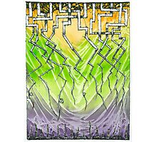 Cave of the Dragon-tongued Tendrils Photographic Print