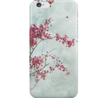 scattered to the four winds iPhone Case/Skin