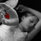 She Has No Idea She Holds My Heart In Her Hand... by Ainsley Kellar Creations