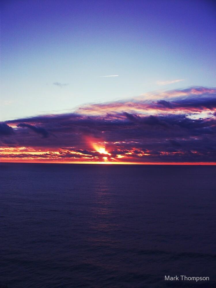 byron sunrise by mark thompson