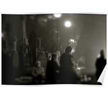 """All Souls' Day . The liturgy of the catholic church  . Kraków . """" Photo-Secession - Gallery 291 """" . by Brown Sugar . Poster"""