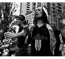 Occupy Melbourne 3 Photographic Print