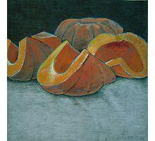"""""""Autumn squash"""" Photographic Print"""