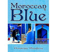 Moroccan Blue [Calendar Cover Image] Photographic Print
