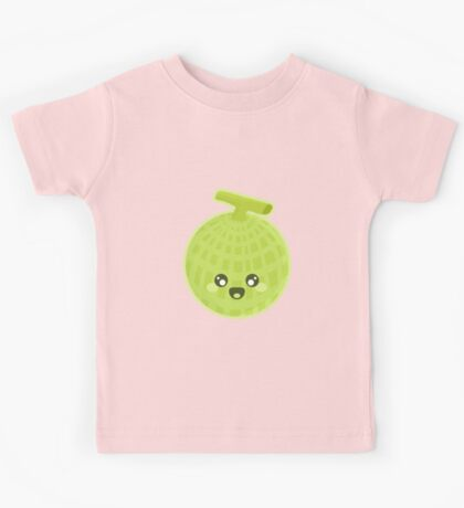 Kawaii Melon Kids Tee