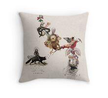 EXTERMNADOR (exterminator) Throw Pillow