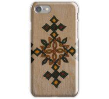 Ethiopian Cross Design iPhone Case/Skin