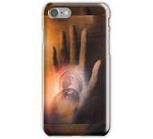 World in His Hand iPhone Case/Skin