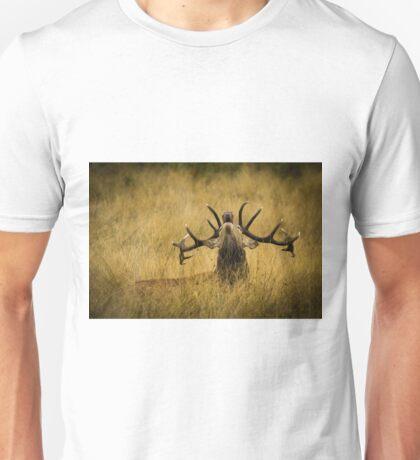 Let the rut commence Unisex T-Shirt