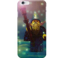 Let magic light the way! iPhone Case/Skin
